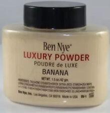Ben Nye Luxury Banana Powder 1.5 oz Bottle Face Makeup Kim Kardashian APPROVED!!