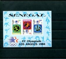 SENEGAL 1984 OLYMPIC GAMES PROOF  - 121