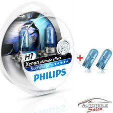 Philips BlueVision ultra 2x H7 3700k Xenon Effekt + 2x W5W BVU 12972BVUSM Duo C