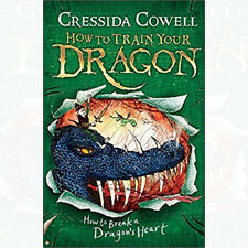 How to Break a Dragon's Heart Book 8 (How to Train Your Dragon)  9789123705900