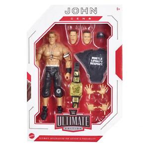 WWE Mattel John Cena Ultimate Edition Series #10 Figure