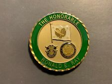 RONALD RAY MEDAL OF HONOR CHALLENGE COIN VIETNAM WAR