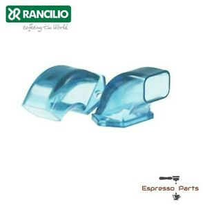 Rancilio Rocky OEM Grinder Doserless Plastic Replacement Spout Chute - 38125017