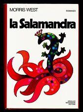 LA SALAMANDRA MORRIS WEST I EDIZIONE 1974 MONDADORI OMNIBUS