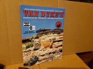 1995 Van Dyke's Taxidermy Catalog