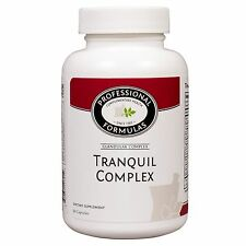 TRANQUIL COMPLEX GLANDULAR SUPPLEMENTS FOOD BRAIN TISSUE ANXIETY MEMORY PILLS