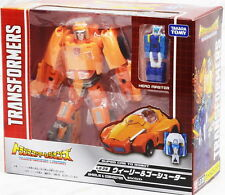 Transformers 100% Authentic Takara Tomy Legends LG-29 Wheelie & Go Shooter Japan