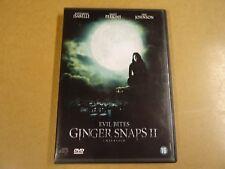 DVD / GINGER SNAPS II ( KATHARINE ISABELLE, EMILY PERKINS, ERIC JOHNSON )