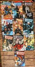 Batman and the Outsiders #2-3,7-14 **TEN ISSUE LOT** (DC 2007) 2nd Series
