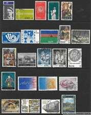 Ireland 1970/77  Commems Selection (listed). Used.