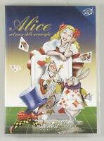 """PRL) DVD STARDAST """"ALICE NEL PAESE DELLE MERAVIGLIE"""" S40049GTA11 FILM AVVENTURE"""