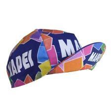 Retro Ciclo Gorra de equipo Clásicos fixie MAPEI Multicolor