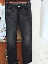 GUESS  Premium Womens size 26/34 NWOT Black Embellished
