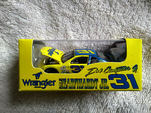 1997 Action RCCA 1/64 Dale Earnhardt Jr #31 WRANGLER Chevrolet Monte Carlo