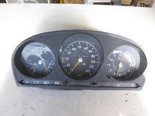 Mercedes-Benz W116 240km/h Complete Instrument Cluster / Dash (Good Condition)
