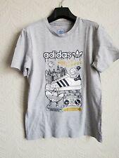 Boys adidas t shirt 10-12