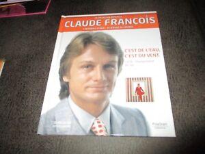 Claude François-Cd 17 succès-1970+livre-Collection officielle