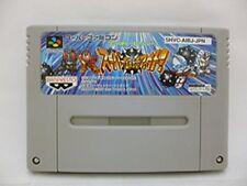 Super Famicom Super Tekkyu Fight Japan SFC SNES