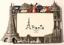 Cadre photo 15x10cm frame métal Paris Souvenir monument cadeaux