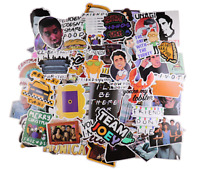 66pcs Friends tv Show Creative DIY Stickers Funny Decorative Cartoon, USA SHIP!