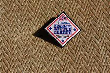 little league pins - 2018 West  Champions - Hawaii