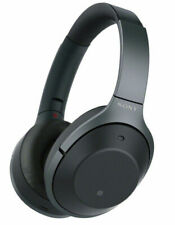 Sony WH1000XM2B Wireless Noise Cancelling Headphones - Black