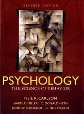 Psychology : The Science of Behavior by G. Neil Martin, John W. Donahoe, Donald