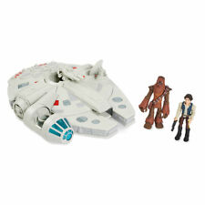 Disney Millennium Falcon Star Wars Play Set Toybox New with Box