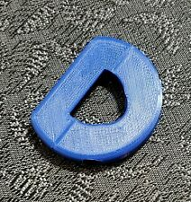 BLUE Minelab Equinox 600/800 Hand Grip Stop (Verson 2)
