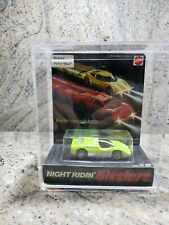 Hot Wheels Sizzlers custom acrylic case for night ridin cars !!!CASE ONLY!!!!