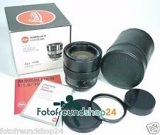 Leica R Summilux 1.4/35 e67 11143 obiettivo con OVP + 13386