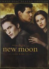 The Twilight Saga: New Moon DVD Target Exclusive w/Collectible Film Cell