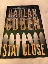 Stay Close by Harlan Coben (2012) *HB*  GREAT!!