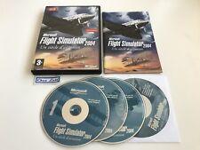 Microsoft Flight Simulator 2004 Un Siècle D'Aviation - PC - FR - Avec Notice