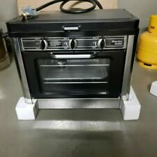 Thermomate CAPCOKP2BRTKADJG Camping Portable Oven with 3 Burner Stove