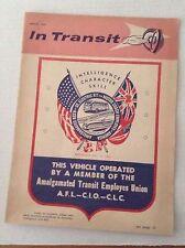In Transit Magazine Intelligence Character Skill March 1963 012217RH