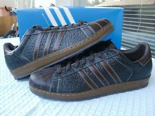 ADIDAS originals SUPERSTAR 1 LUX, unworn from 2007, leather, very limited ed, DS