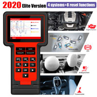 TPMS Loop Reset Tool ABS SRS EMPS TRAC VSC CC Scan Tool Generic Tool For Toyota