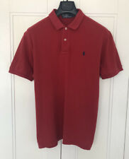 Used Polo Ralph Lauren Mens Polo Shirt Size L Pit To Pit 23 Inches