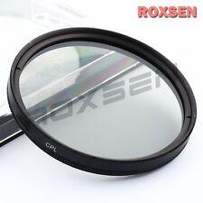 77mm 77 mm CPL Circular Polarizing PL Lens Filter for Canon Nikon Sony Tamron