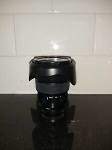 Fujifilm xf 10-24mm - Mint condition