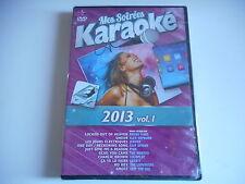 DVD - MES SOIREES KARAOKE 2013 VOL 1 - ZONE 2