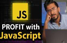 Rafeh Qazi & Nazariy Dumanskyy – Profit with JavaScript
