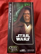 Sideshow Collectibles Star Wars Mace Windu 1/6 Scale