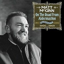 Matt McGinn - On The Road From Aldermaston: Comp Transatlantic Recordings 1966-1