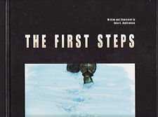 NUKA GODTFREDSON - THE FIRST STEPS Greenland comic panel format