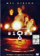Signs (2002) DVD