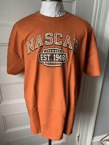 NASCAR Est 1948 Men T-Shirt Size Large New with Tags Large