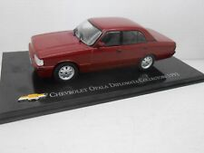 COCHE CHEVROLET OPALA DIPLOMATA COLLECTORS 92  METAL MODEL CAR 1/43 1:43 SALVAT