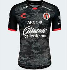 New 2020-2021 Tijuana black Soccer Jersey Man Football shirt S-2XL